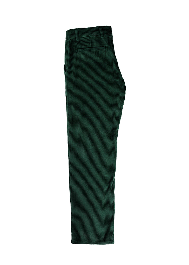 Catalina Cord Pant - Forest