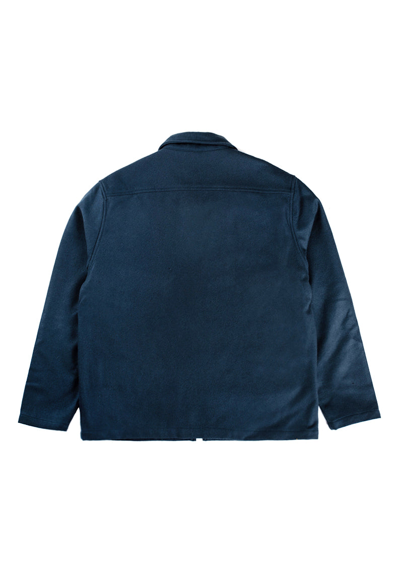 Cruiser Wool Jacket - Teal