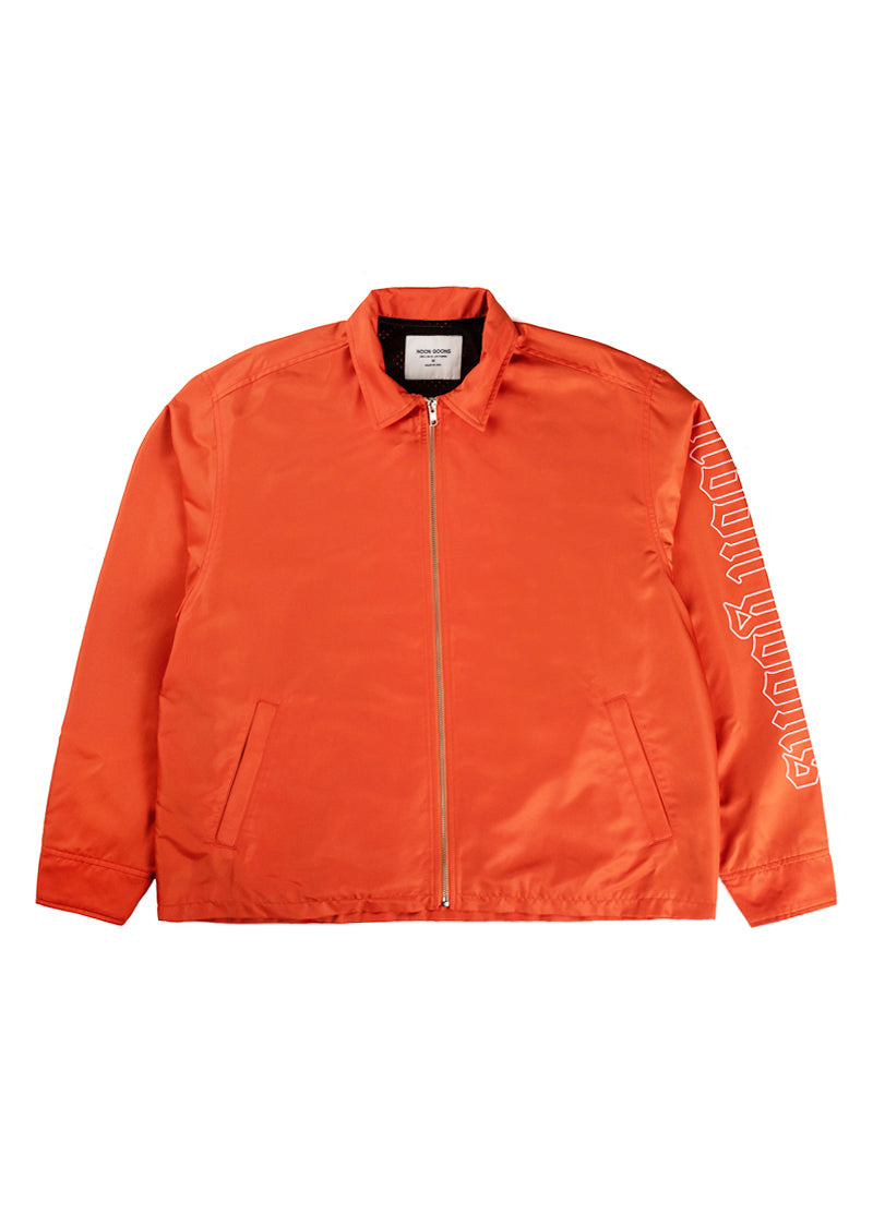 OE Jacket - Orange