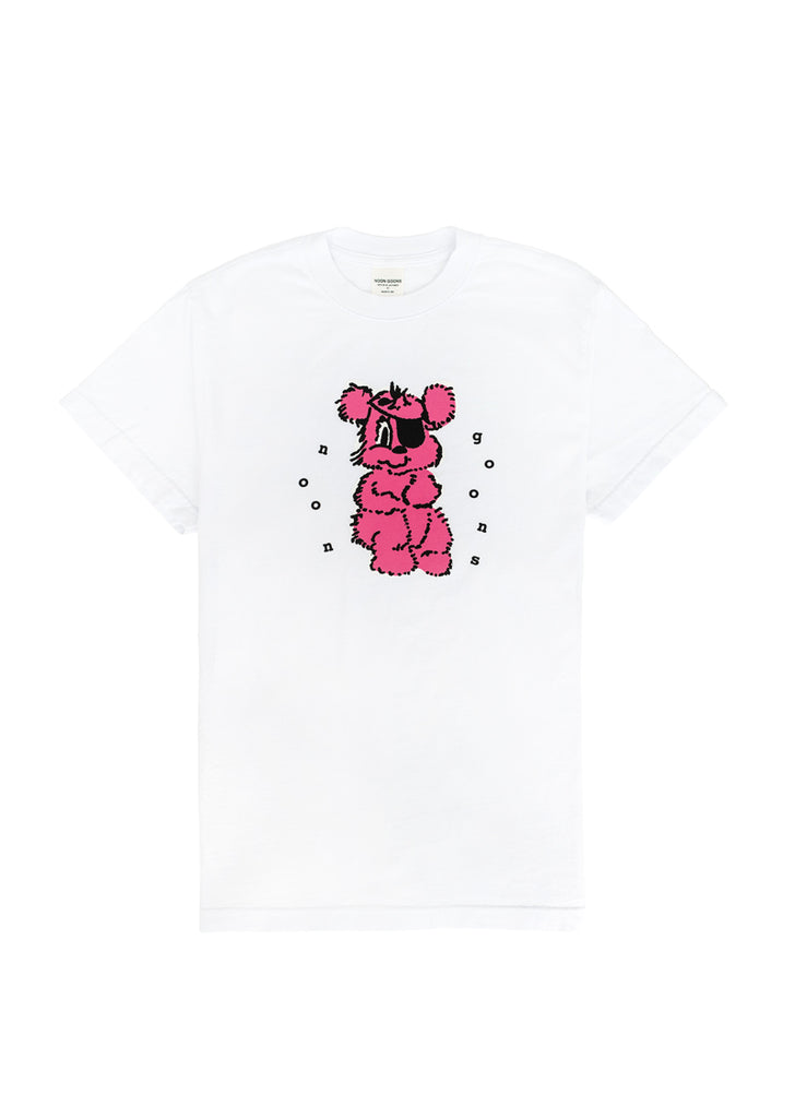 Gummy Bear T - White