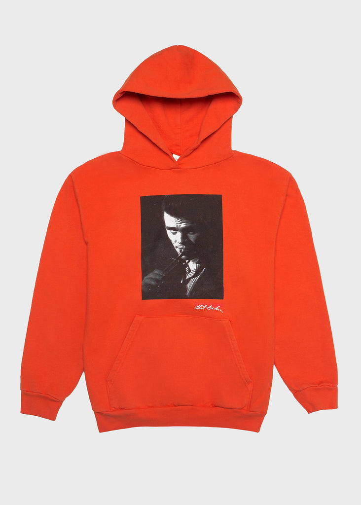 Legend Hoodie - Clay Red