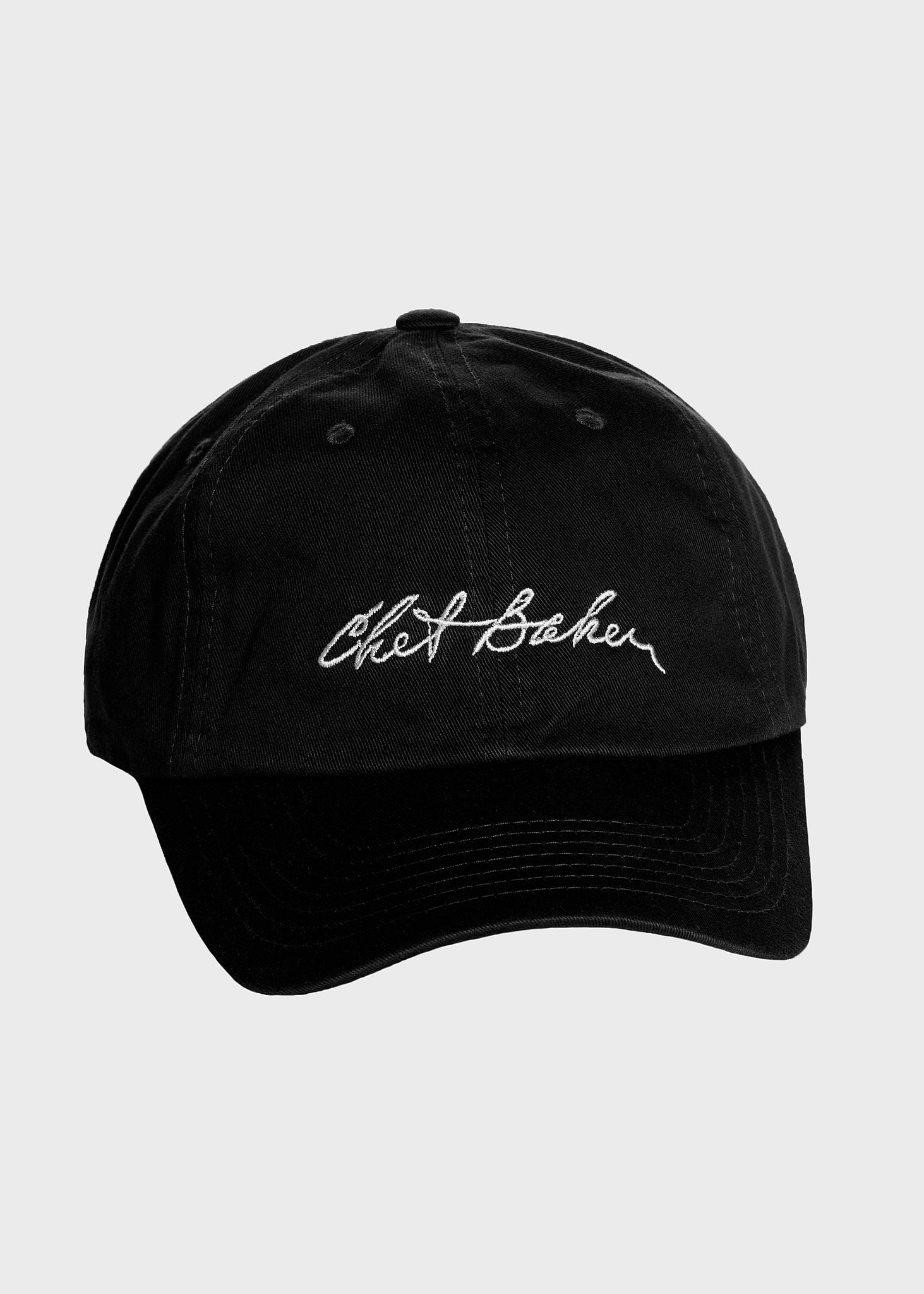 Chet Signature Hat - Black