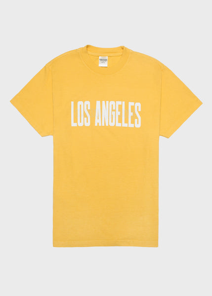 Noon Goons Is Los Angeles T - Mimosa Yellow