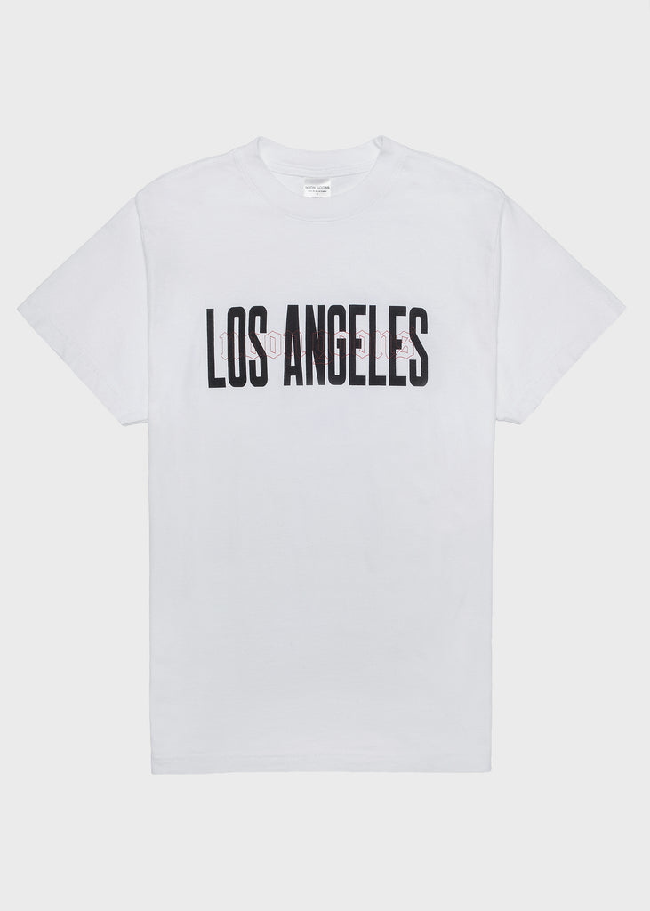 Noon Goons Is Los Angeles T - White