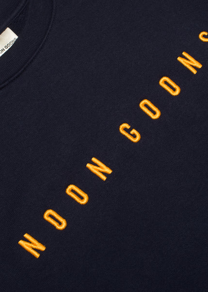 Noon Goons Is Gold - Navy