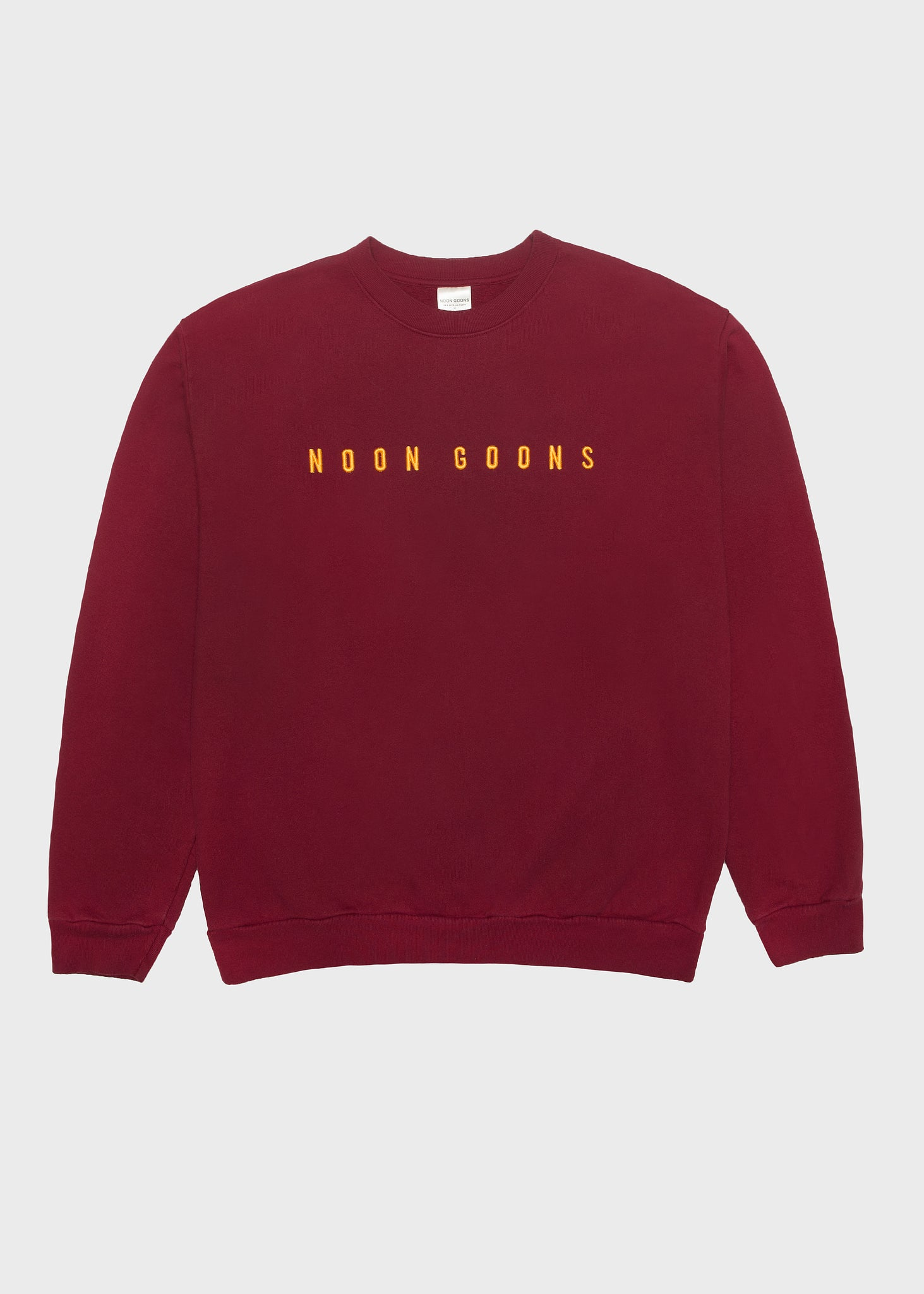 Noon Goons Is Gold - Burgandy