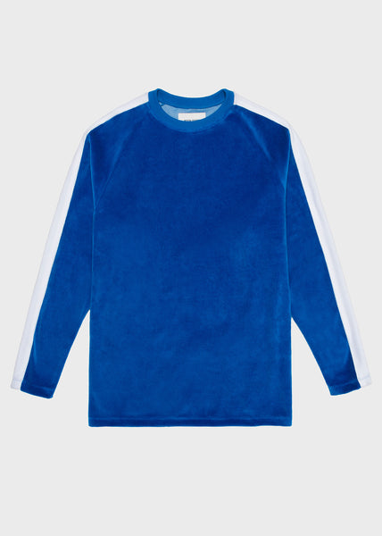 Fuel Long Sleeve - Blue