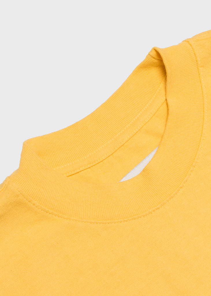 L8 Night Mock Neck - Mimosa Yellow