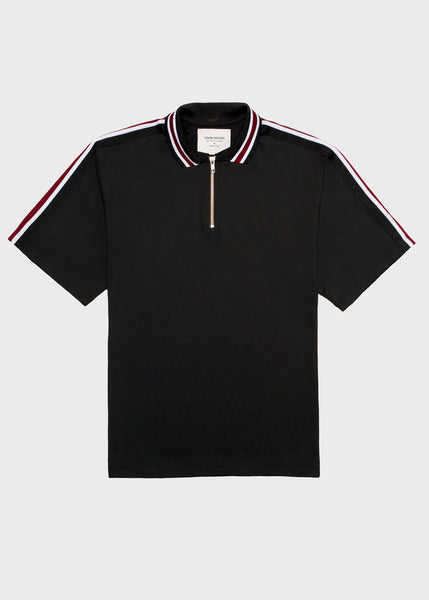 Regulate Zip Shirt - Black