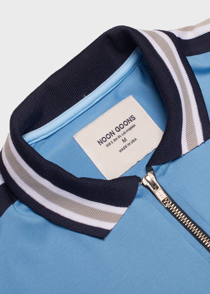Regulate Zip Shirt - Light Blue