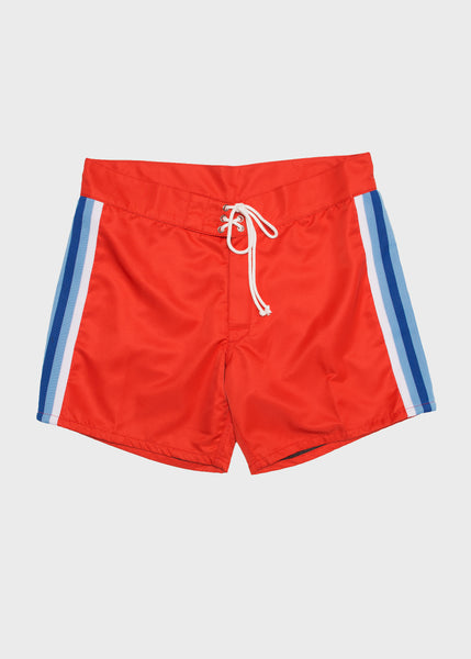Kickout Trunks - Red