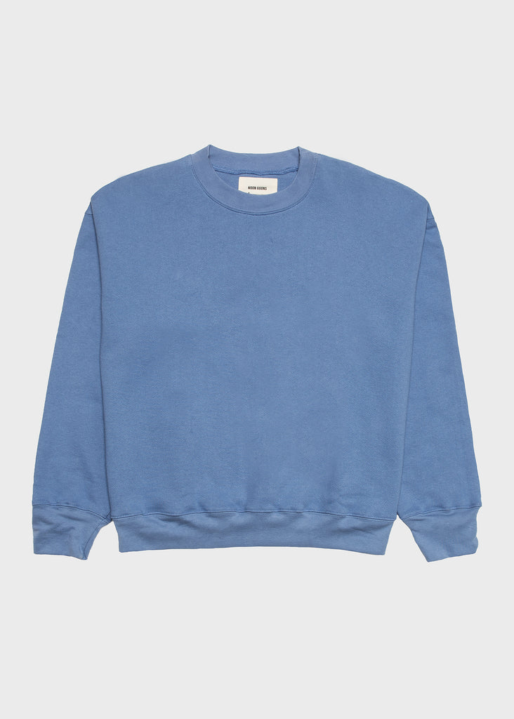 Icon Sweatshirt Allure Blue