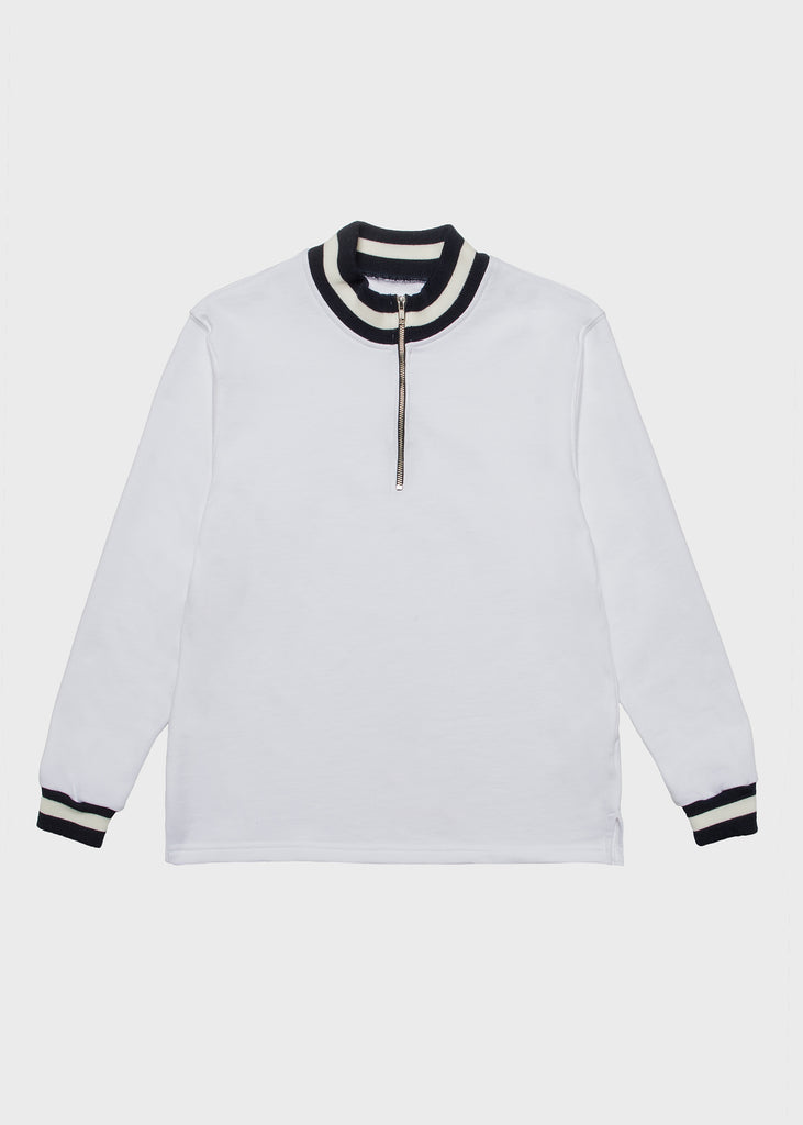 Court Pullover Off White