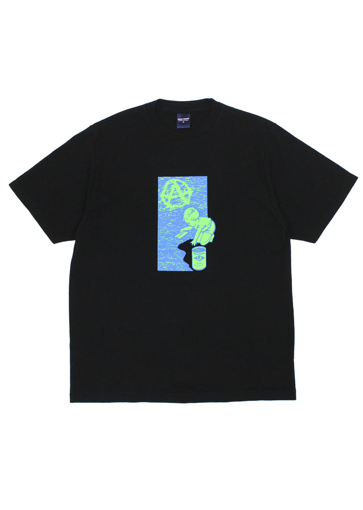 Foundation T - Black