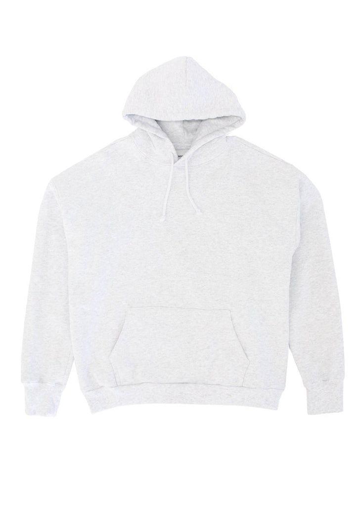 Icon Hoodie - Heather Grey