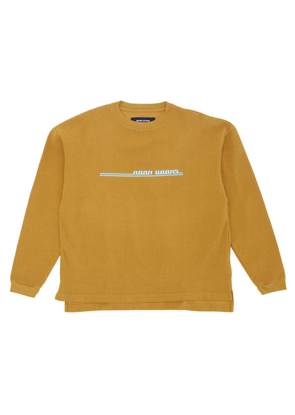 Jetties Longsleeve T - Brown