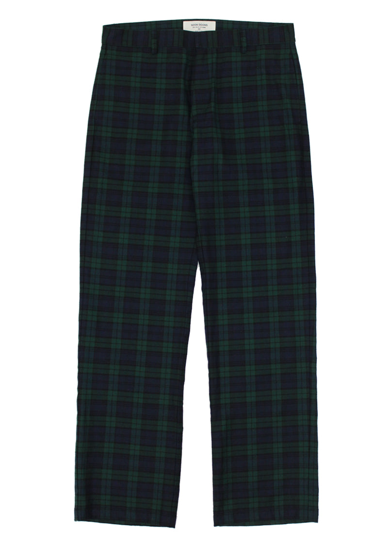 Jones Pants - Forest Tartan
