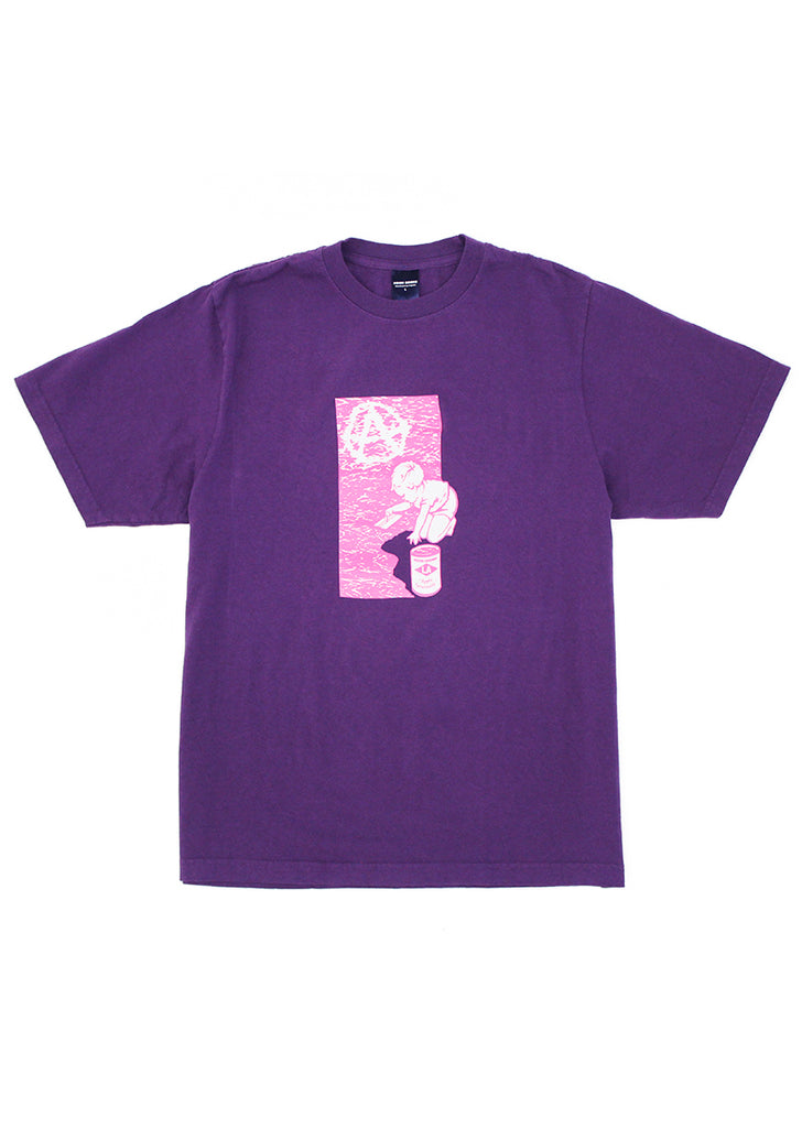 Foundation T - Purple