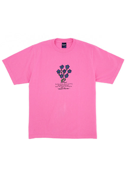 Friendship T - Bright Pink