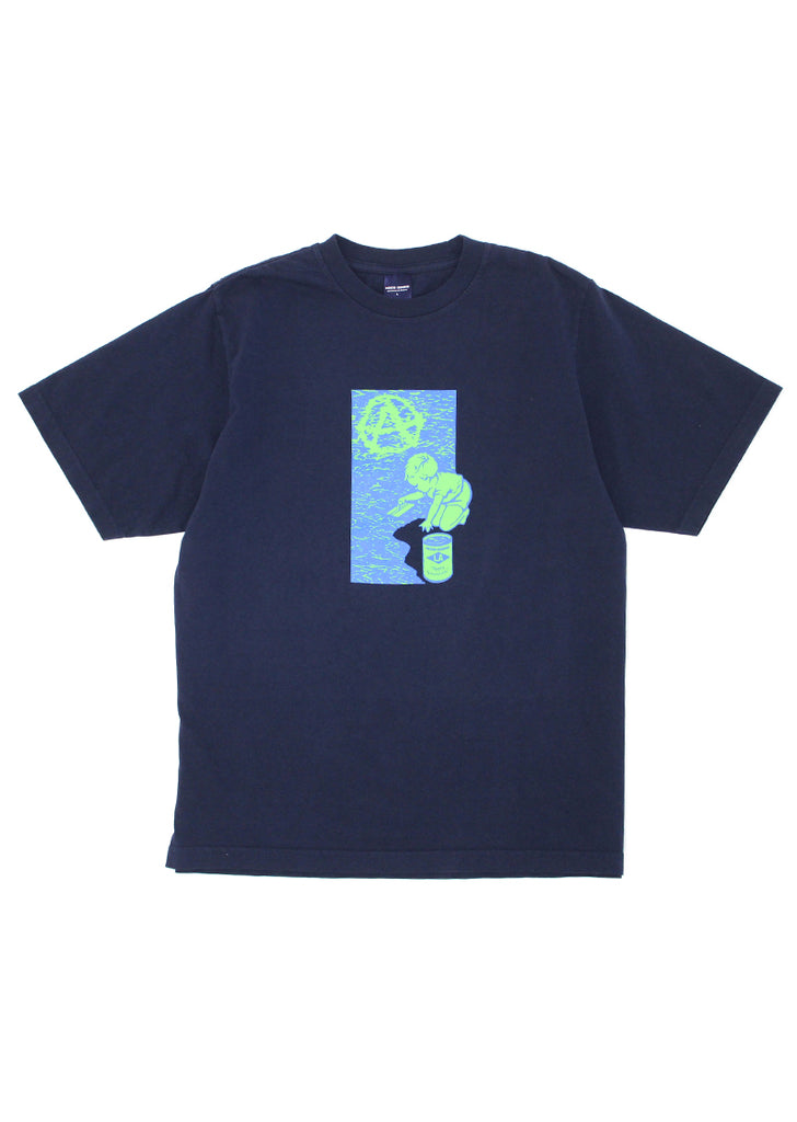 Foundation T - Navy