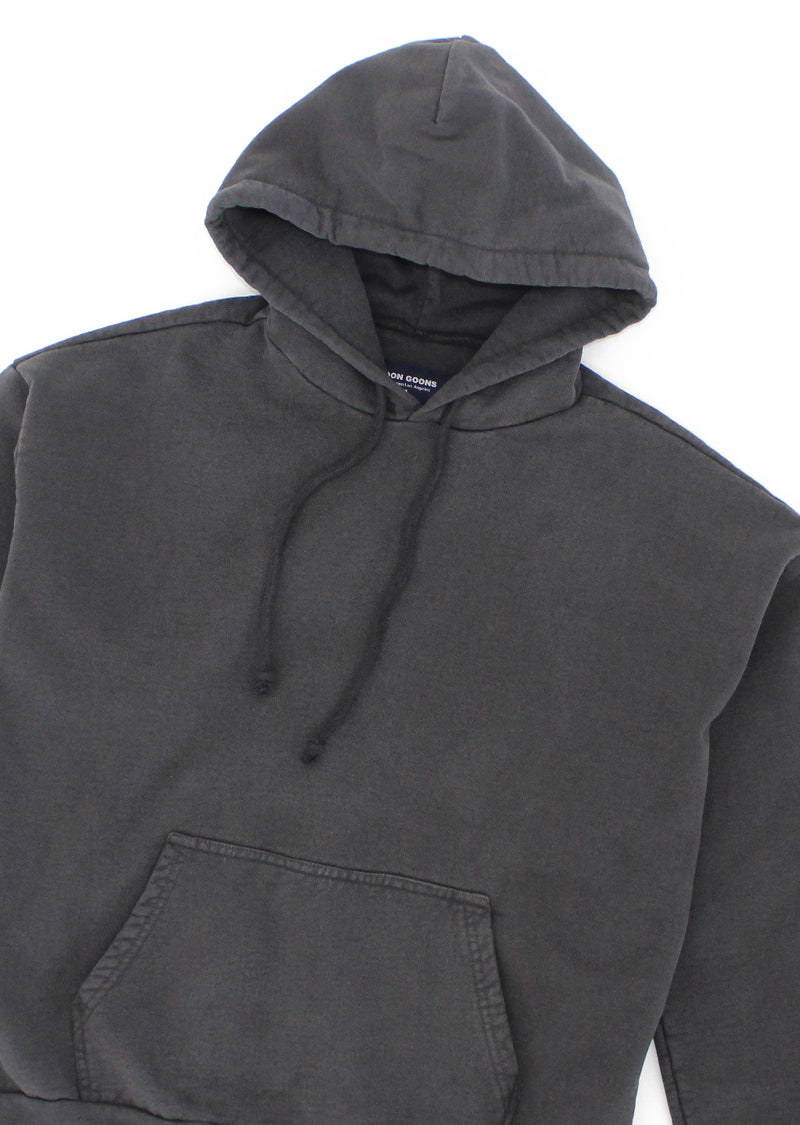 Icon Hoodie - Washed Black