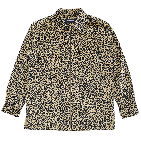 Leopard Zip Shirt