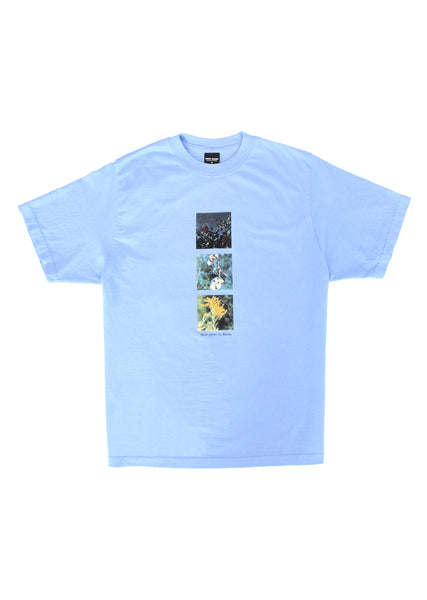 In Bloom T - Ice Blue