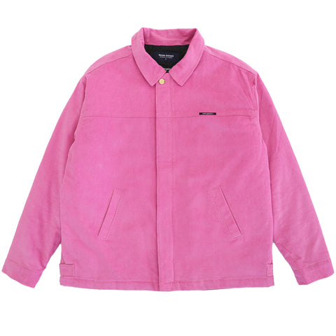 Trailhead Cord Coat - Pink
