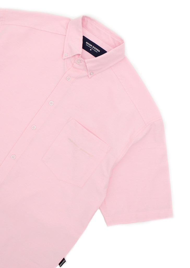 The Simple Oxford - Pink