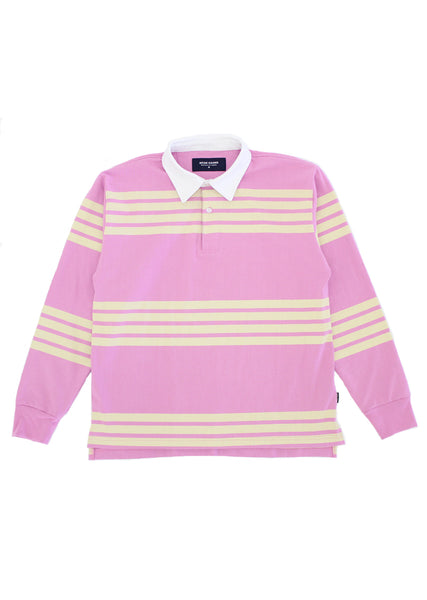 Ranger Rugby Polo - Pink