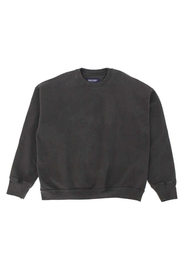 Icon Sweatshirt - Washed Black