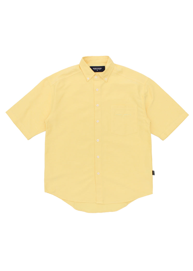 The Simple Oxford - Pale Yellow
