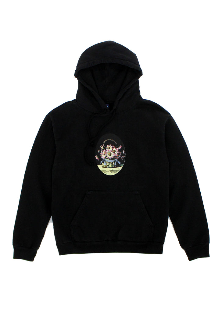 Greetings Hoodie - Black