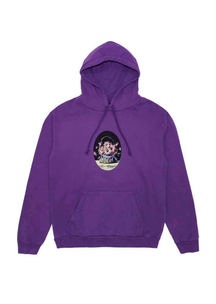 Greetings Hoodie - Purple