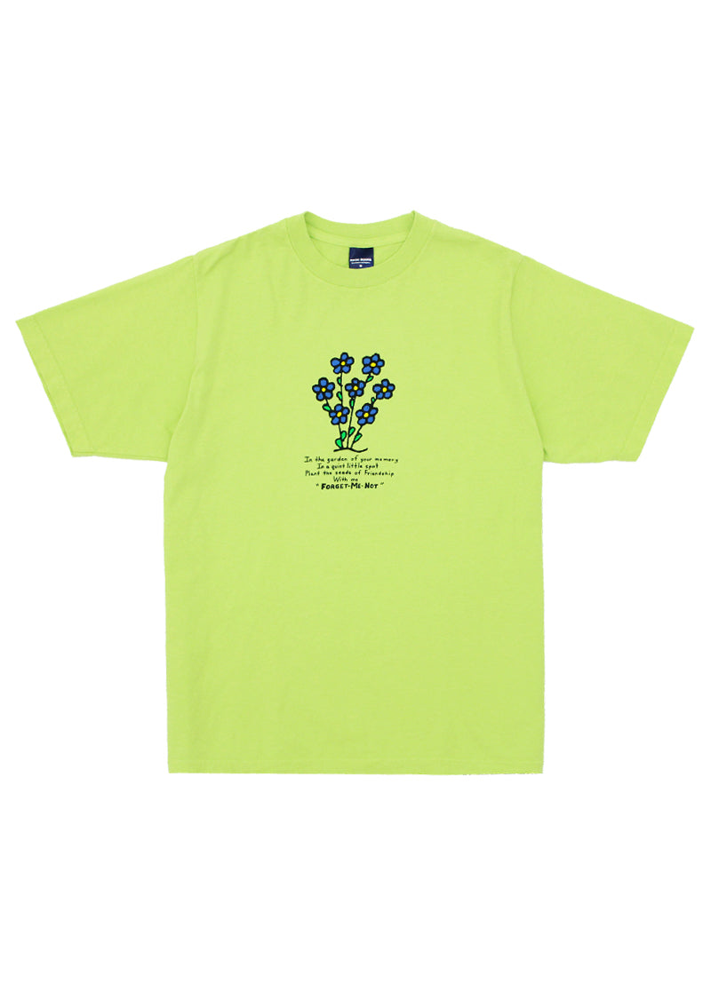 Friendship T - Bright Green