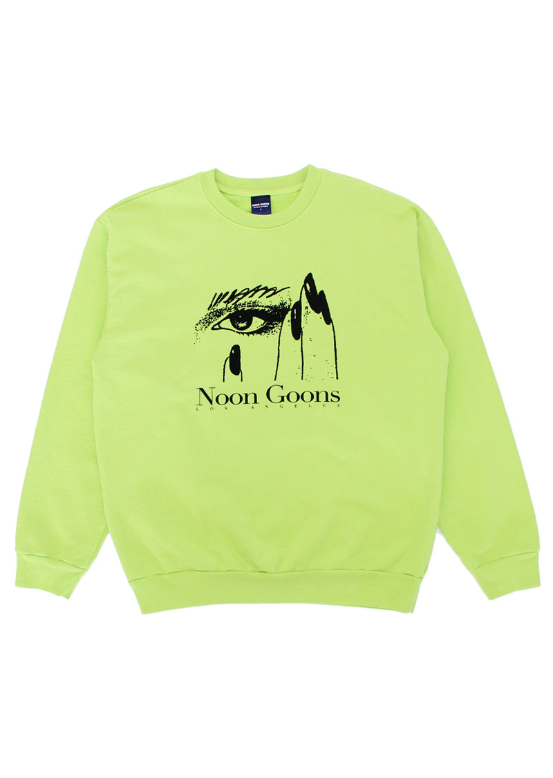 FYEO Sweatshirt - Bright Green