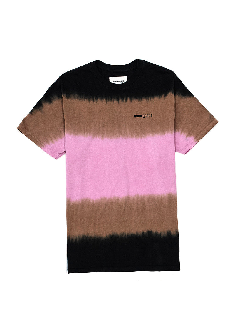 Max Dyed This Shirt - Black/Brown/Pink