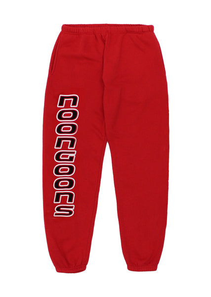 Sports Sweatpants - Red