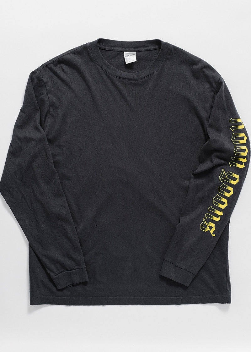 Old English Long Sleeve T
