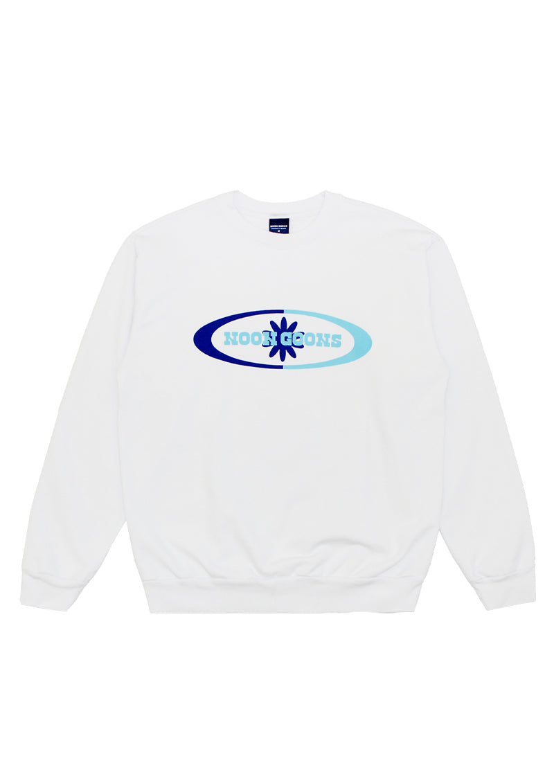 Orb Sweatshirt - White