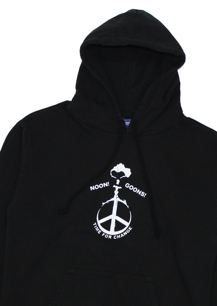 Time For Change Hoodie - Black