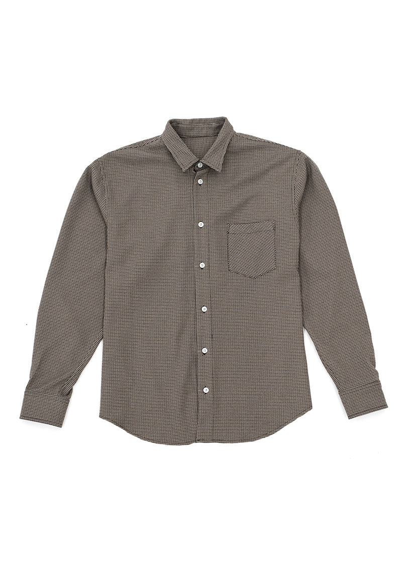 Sect Shirt - Brown