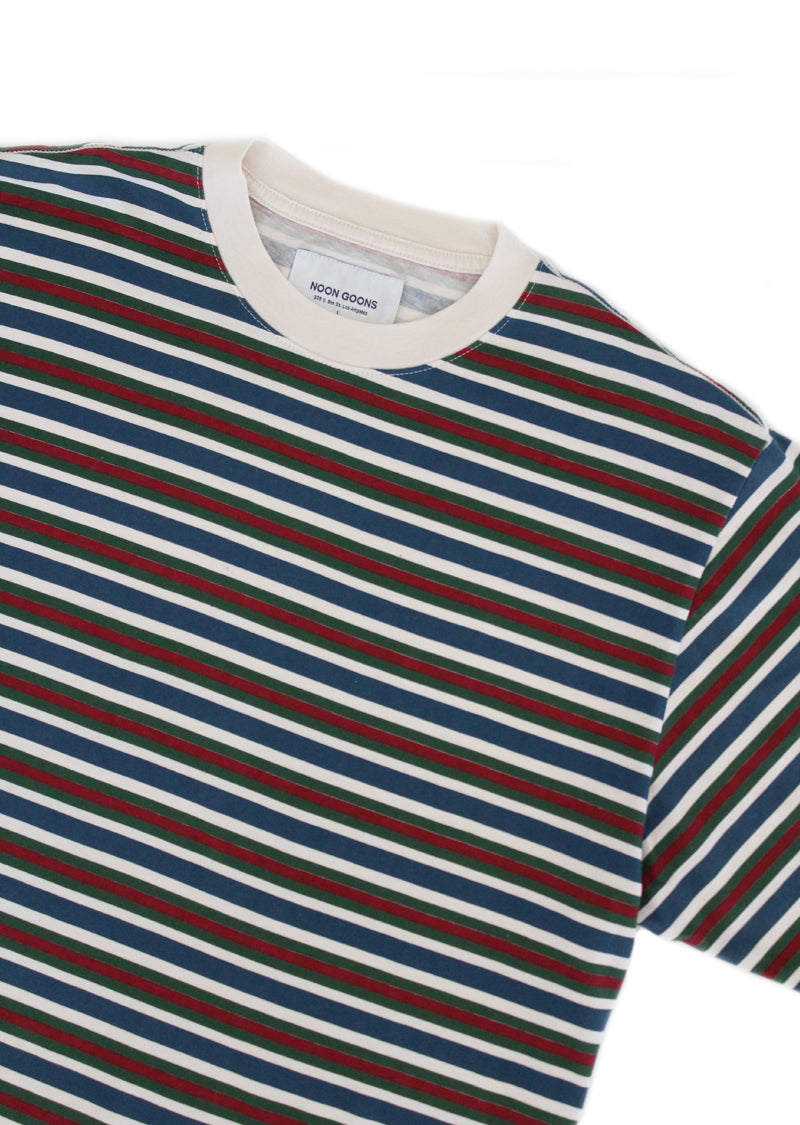 Surfer Stripe T - Stripe 1