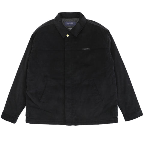 Trailhead Cord Coat - Black