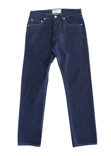 Zeros Wax Denim Pant - Indigo