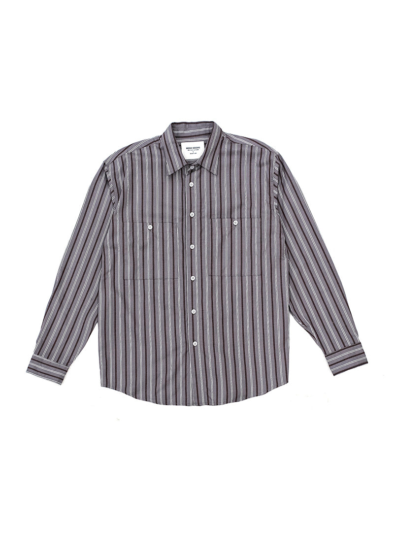 Workers Shirt - Grey