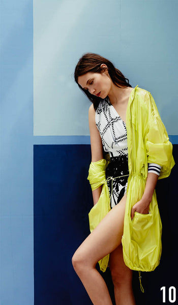 Preen By Thornton Bregazzi Resort 2015 Look 10