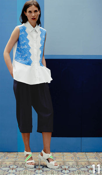 Preen By Thornton Bregazzi Resort 2015 Look 11