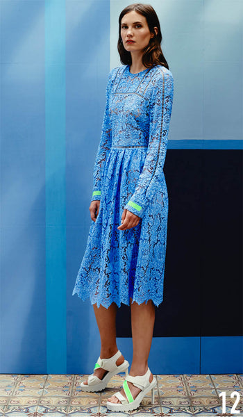 Preen By Thornton Bregazzi Resort 2015 Look 12