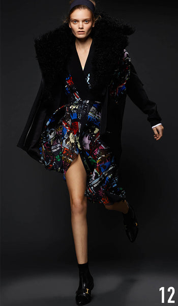 Preen By Thornton Bregazzi Pre Fall 2015 Look 12